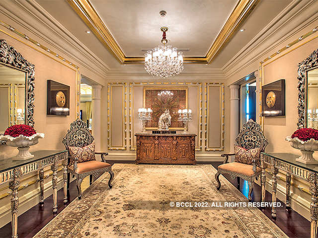 Cost of staying at Presidential Suite - Inside India's ultra