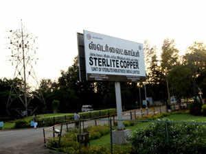 Sterlite cooper plant