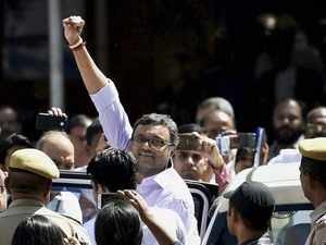 INX Media case: CBI moves SC against Karti Chidambaram's bail