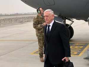 Watch: Mattis focusing on strategic security issues in China talks