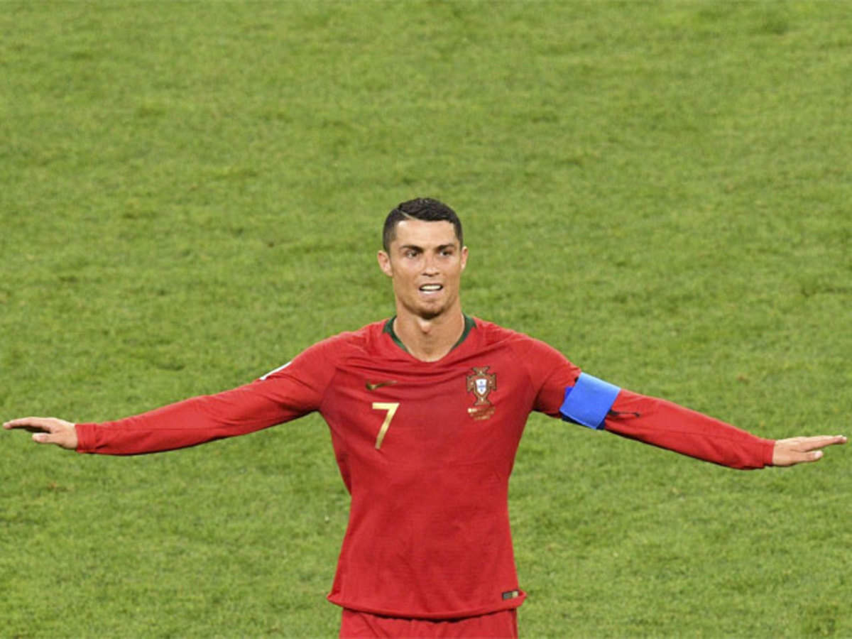 buy popular 5f0ee fc1e8 Iran coach blasts VAR as Ronaldo escapes sending off - The ...