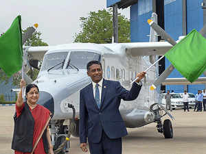 India hands over second Dornier aircraft to Seychelles for enhanced surveillance