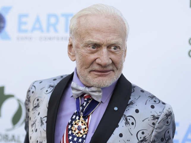 Buzz Aldrin_ap