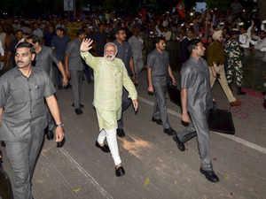 Modi security pti