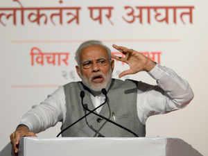 Modi emergency pti