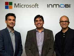 InMobi forms strategic partnership with Microsoft to fast track growth strategy