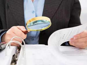Taxman's-scrutiny