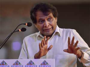suresh-prabhu.PTI
