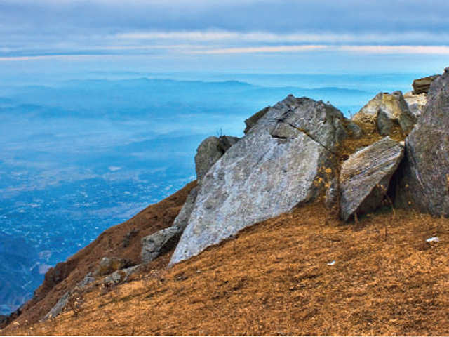 The trek to Triund should definitely be on your to-do list for a quick getaway