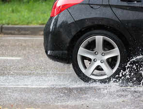 Monitor tyres, conduct a battery check: 5 tips to ensure you drive safe in the rain