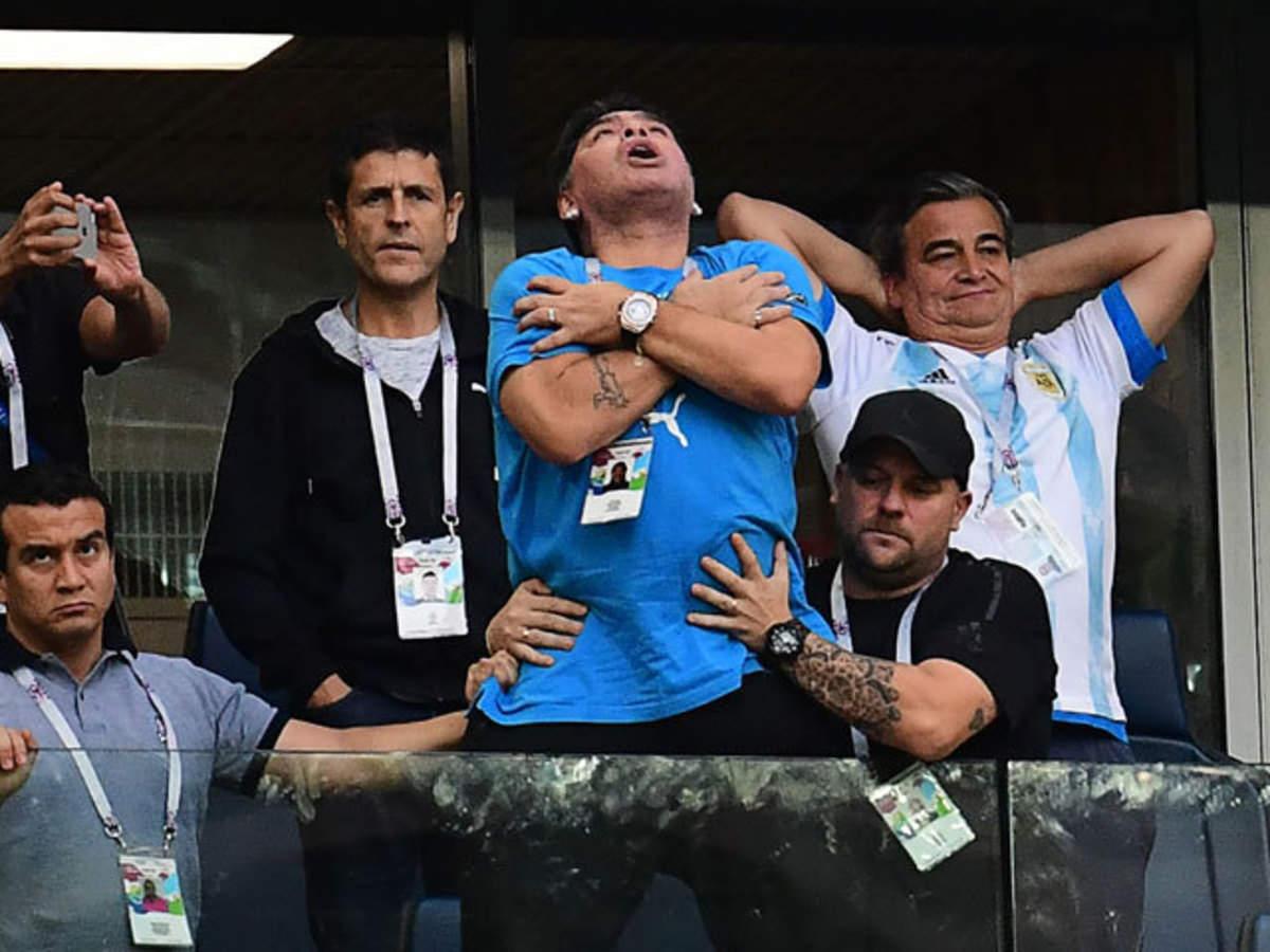Diego Maradona Latest News Videos Photos About Diego Maradona The Economic Times