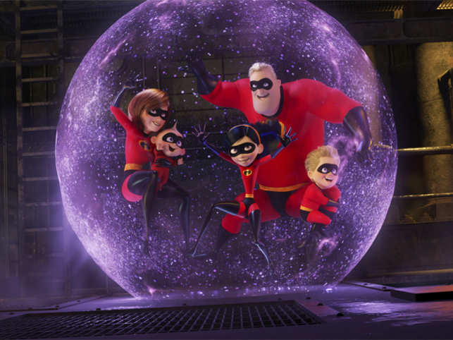 Incredibles 2 smashes box office record to become highest grossing
