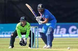 Ireland vs India - First International T20