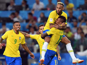 World Cup 2018: Brazil outclass Serbia to face Mexico in last 16