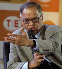 Murthy's VC firm Catamaran in talks to acquire 7% in CARE
