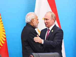 Russia pollster finds India among top friends but perception about China better