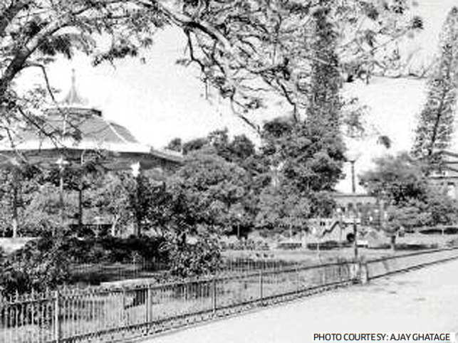 This century-old bandstand in Bengaluru hosted the best of regimental bands