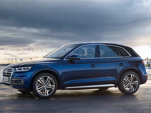 Audi India launches petrol variant of Q5 at Rs 55.27 lakh
