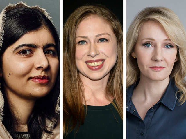 Chelsea Clinton's new book explores girl power with Malala, JK Rowling's stories