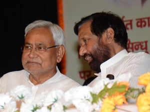 paswan and Nitish