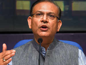 Bid ask spread for Air India was too wide and market did not get clarity, says Jayant Sinha