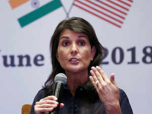 India and US share natural friendship, says Nikki Haley