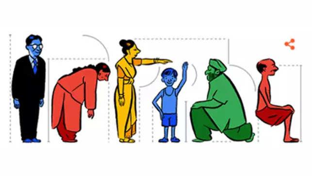 Prasanta Chandra Mahalanobis: Google Doodle honours Indian scientist on his 125th birth anniversary