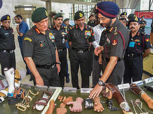 """Indian Army operating with """"people-friendly"""" rules of engagement: General Rawat"""