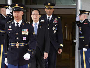 U.S. Forces in S.Korea move to new headquarters south of capital