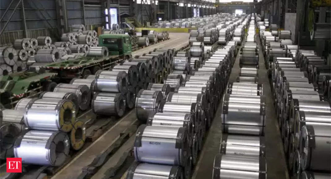 Durgapur Steel Plant Despatched The First Consignment Of