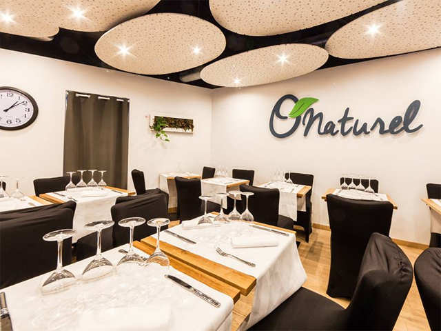 Au naturel: How a French naturist restaurant is changing the way the city eats