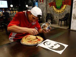 Suarez pizza