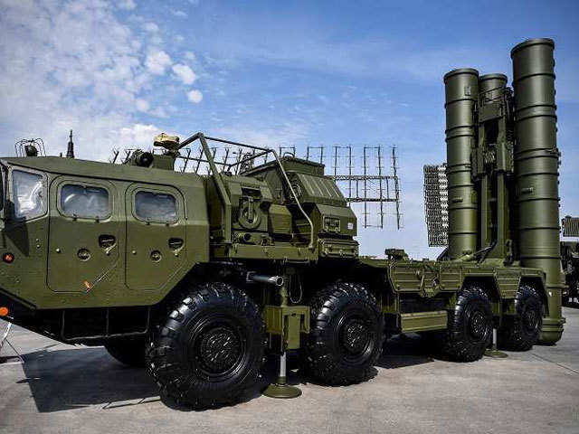 India moves towards acquiring Russian S-400 missile systems despite US opposition