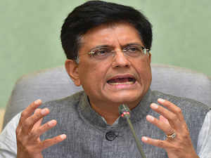 GST rates cut possible if consumers demand a bill on every buy: Piyush Goyal