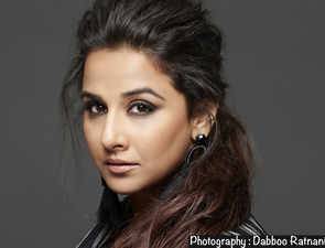 Face of advertising: Vidya Balan has signed nine new brands in the past 10 months