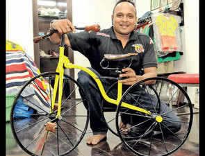 Meet NS Sharath, the exporter who collects antique watches, cameras & cycles