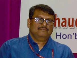 Image result for Saraswati Prasad assumes charge as SAIL CMD