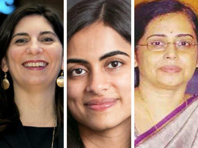 Women Inc grows globally; Stacey Cunningham, Dhivya Suryadevara, Sudha  Balakrishnan up the game