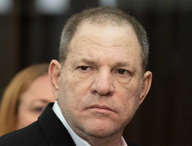 Harvey Weinstein indicted on another sex crime charge