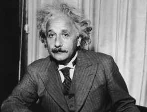 Albert Einstein may have had the IQ, but he needed to work on his EQ