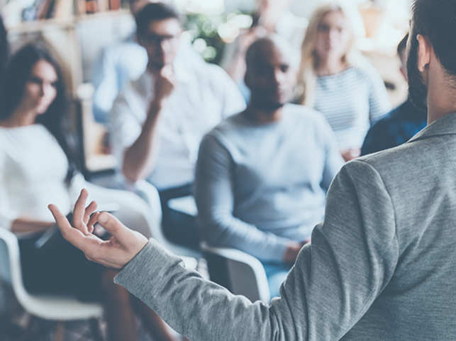 If you want to master the art of holding multiple people's attention at the same time or change yourself into an extrovert or expand your circle with time, follow these 5 effective communication tips that'll help you become more sociable.