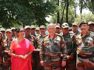 Mansarovar yatra: Defence Ministry would offer support whenever necessary, says Sitharaman
