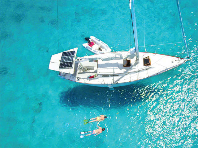 From Monte Carlo in the Mediterranean to marine adventures in Mauritius, here's why you need to try yachting