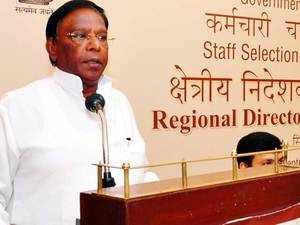 Narayanasamy hails SC verdict on Delhi, says it's relevant to Puducherry too