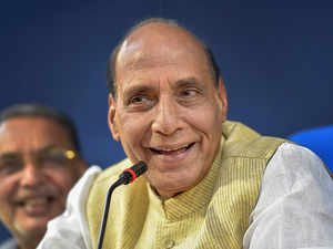 Rajnath Singh says peace and stability could be brought to Jammu & Kashmir