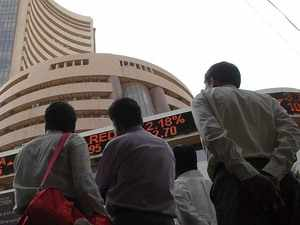 Watch: Sensex slips 71 pts, Nifty50 ends below 10,750