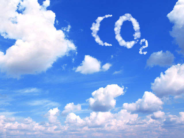 Too much in the air but not enough where it should be: manage CO2 better