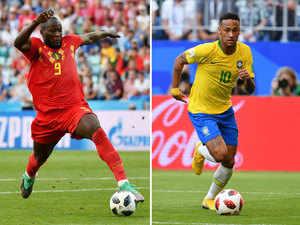 e97f8d478 Brazil vs Belgium  Each team bringing more stars than an Oscar night ...