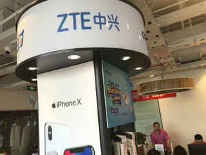 ZTE names new CEO, top executives to comply with US mandate