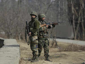 Indian Army unearths massive arms dump in Poonch district of Jammu & Kashmir